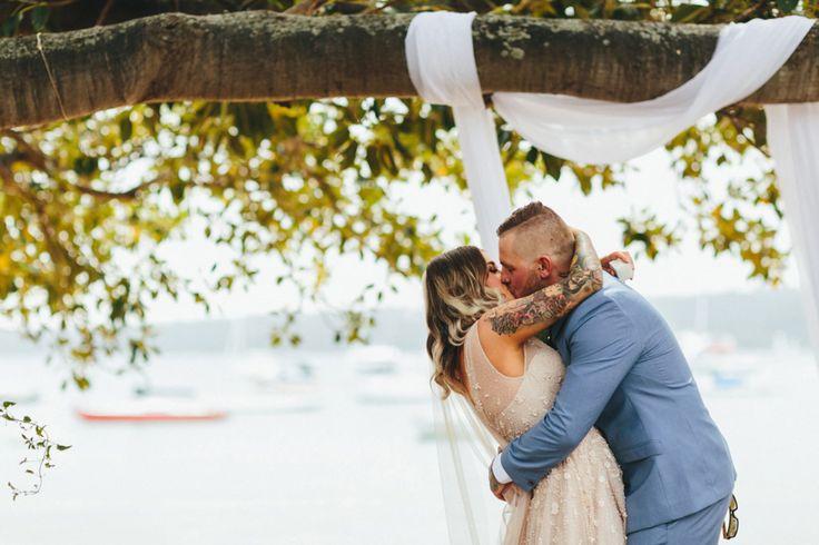 Watsons Bay wedding - photography by Gui Jorge