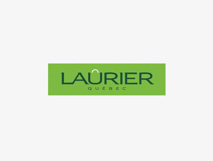 Laurier Québec | logo | lg2boutique