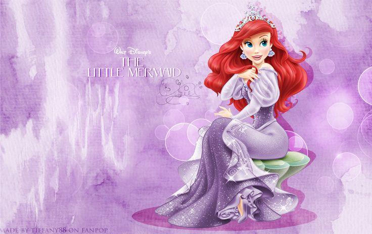 disney princess ariel hd wallpapers disney princess