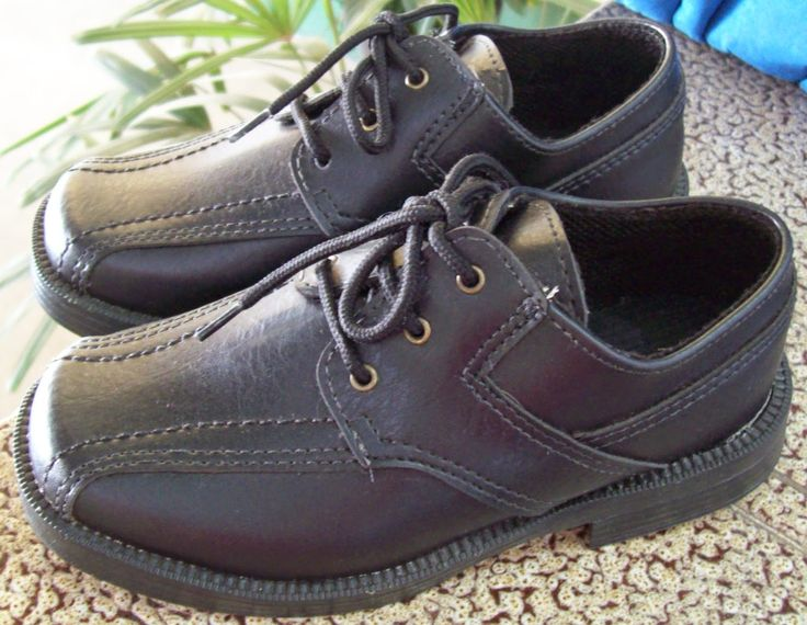 Sapato social infantil tamanho 27