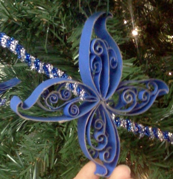 Toilet Paper Roll Flower Art | Toilet Paper roll flower ornament by staceysmile on deviantART