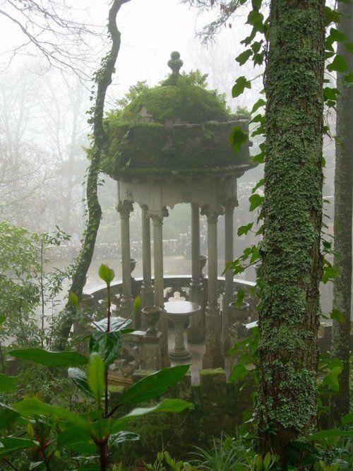 ♥: Enchanted Garden, Secret Gardens, Favorite Places, Dream, Beautiful, Space, Gazebo, Fairytale