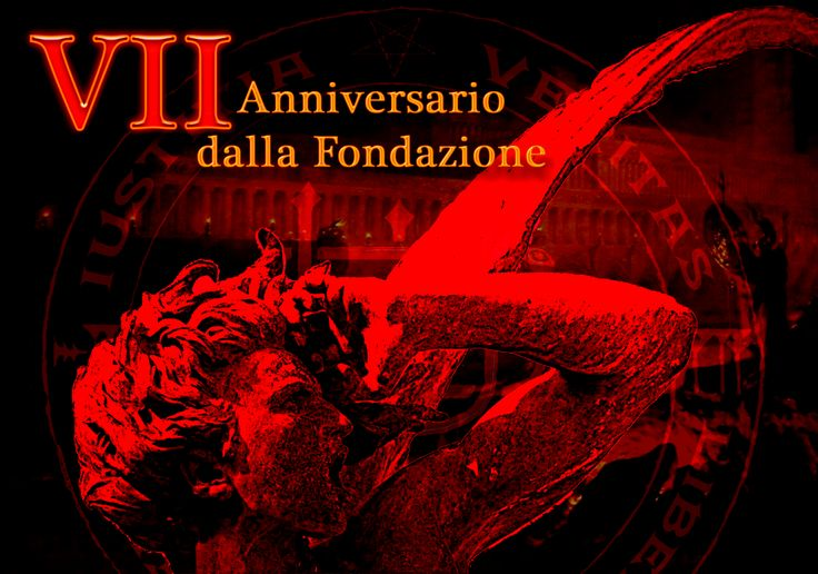 VII anniversario dalla fondazione di Unione Satanisti Italiani