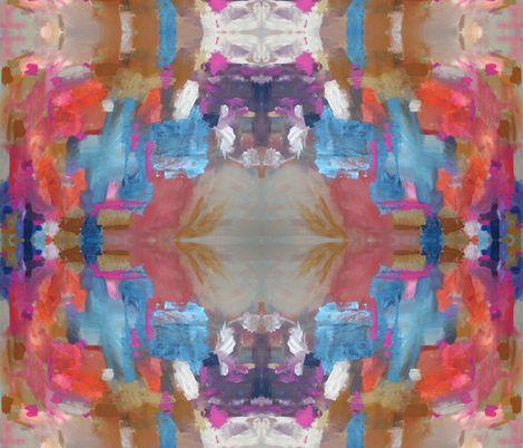 Juana de Arco fabric by jennyvorwaller on Spoonflower.com - custom fabric