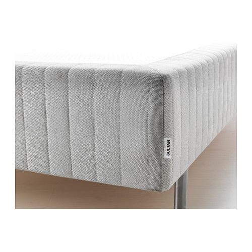 IKEA - SULTAN SKAUN, Rammemadrass, 160x200 cm, , Naturmaterialer som naturlig lateks, bomull, ull og lyocell gir ekstra komfort og gir et svært behagelig sovemiljø med en jevnere temperatur.</t><t>Pocketfjærene former seg etter kroppen og gir god støtte til ryggraden.</t><t>5 komfortsoner gir svært nøyaktig støtte og avlaster press mot skuldre og hofter.</t><t>Et nedre lag med fjærer øker komforten ytterligere.</t><t>Det elastiske trekket former seg etter kroppens konturer når du beveger deg…