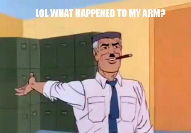 spiderman meme arms - Google Search