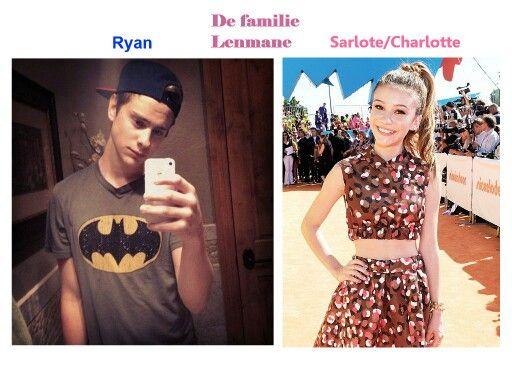 Wat een schattige familie is dit. Like als je deze twee ook perfect vind als broer en zus.