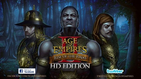Age of Empires II HD: Rise of the Rajas Jeux PC Complet Télécharger