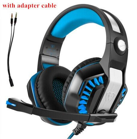GM-2 Headphone Gaming Headset for PS4 PSP PC