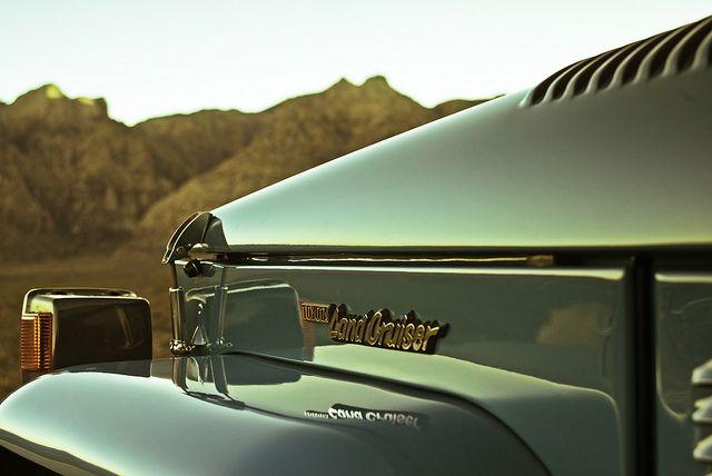 One extremely clean and amazing FJ40 Toyota Land Cruiser, www.landcruiseroftheday.com
