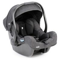 Joie I-Gemm Capsule Isofix 0-12 Months - Pavement & Base Pavement | Baby Bunting