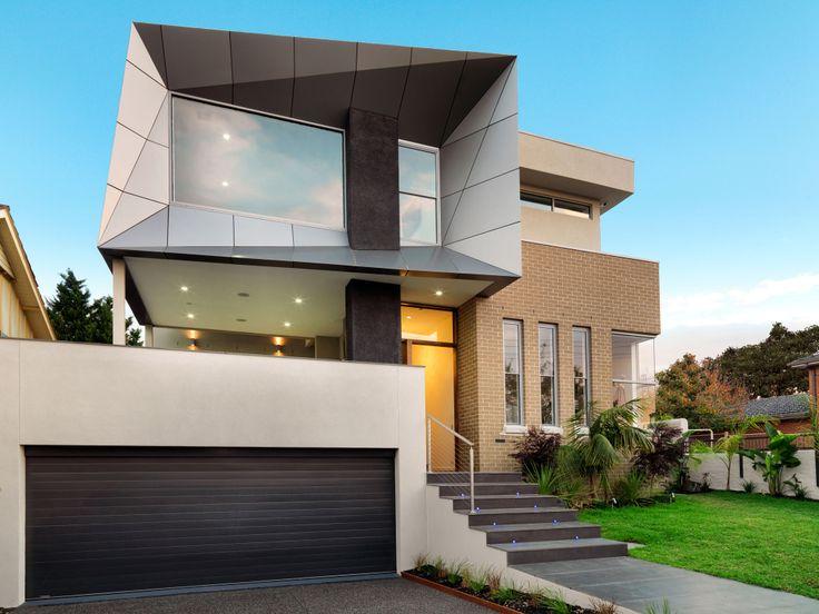 Euston street residence malvern victoria australia by for Modern house designs victoria