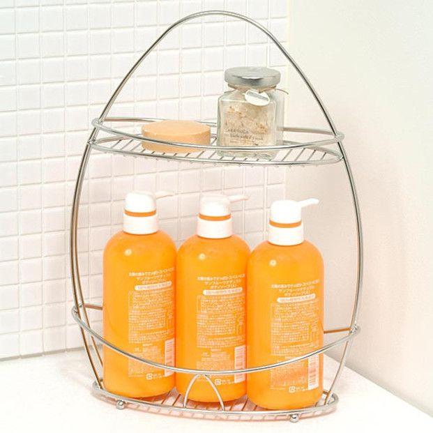 お風呂からあがるとき一緒に浴室の外へ持って出ればカビの発生を防ぐこともできるので、ますます掃除の手間が省けます。