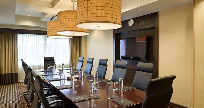 Hilton Minneapolis Bloomington Hotel, Mn - Executive Office Meeting Room