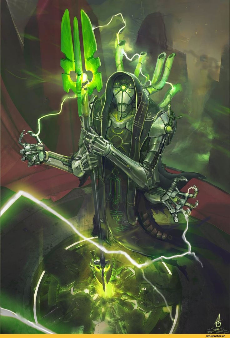 Warhammer 40000, warhammer40000, warhammer40k, warhammer 40k, Wah, Forty-Thousand, Fandom, Necrons, Travis Anderson