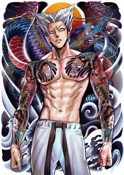 Image result for royal ripper one punch man