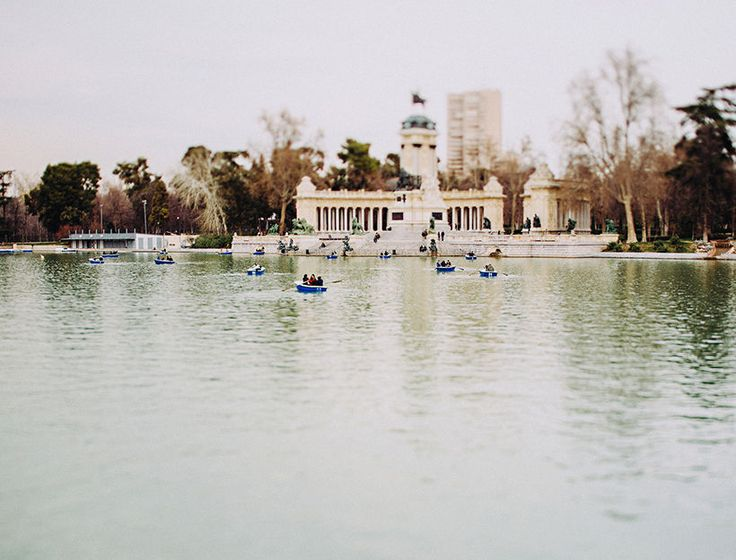 While it's backed by all the history and culture one might expect of a classical European city, Madrid, with its grand Baroque boulevards, manicured parks, and prized skyline (cue the countless roof-top bars and lush …