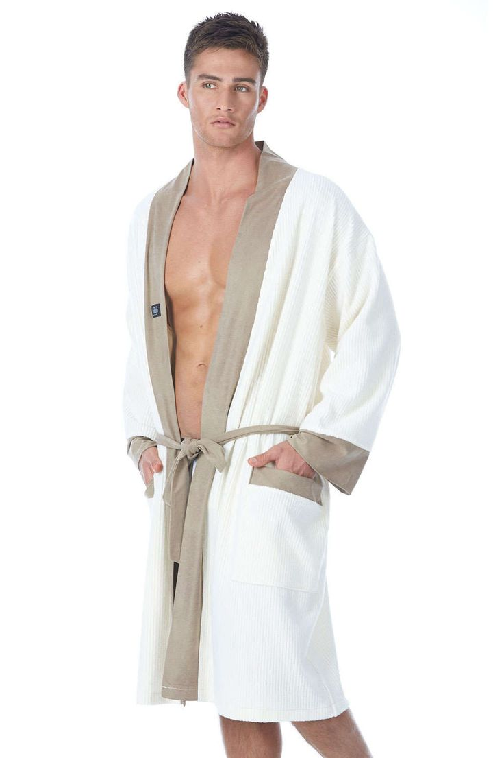 Who's ever stayed in a hotel where the fire alarm went off in the middle of the night? You're supposed to head outside immediately, no stopping to get dressed, right? Seasoned travellers know to have a robe to hand in case of such emergencies.