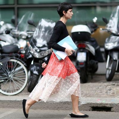 Milan Moda Haftası'nda bayanların sokak stillerini merak ediyorsanız, daha fazlası için bloga buyrun  http://pimood.com/milan-erkek-moda-haftasinda-bayanlarin-sokak-stilleri/ #mfw #streetstyle #sokakstili #fashion