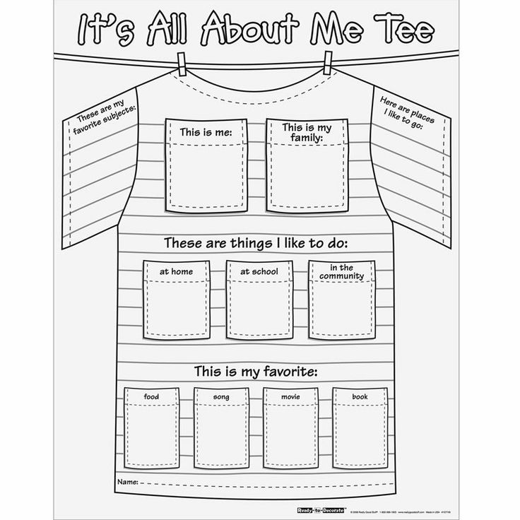 AHG Pen Pal Ideas: Let your pen pal know who you are. Great for younger girls in your troop who don't yet know how to write they could just add pictures.