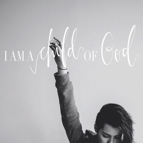 I am no longer a slave to fear, I am a child of God -Bethel Music