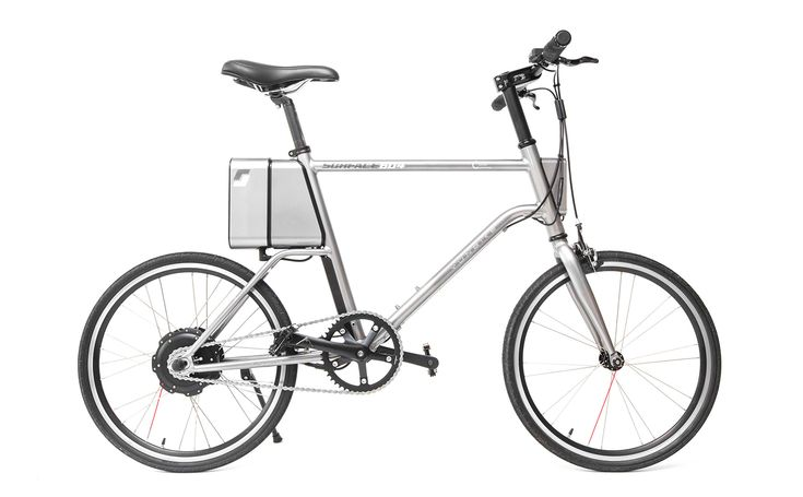 Smart electric bike - The Surface 604 Yunbike C1 electric bike is priced at just $999, weighs in at less than 35 pounds, holds enough power to travel up to 31 km on a full charge, communicates directly with an app on a cyclist's mobile device and comes equipped with other smart tech features.