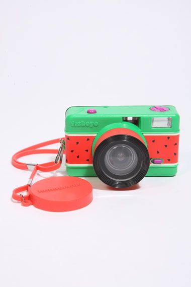 YUM: Lomography Fisheye Competition Camera