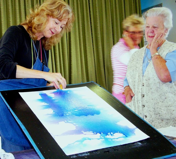 Dramatic Water Colour Workshop - St Francis Bay Heritage Centre - November 4th, 2013 with Joy Truscott. Perhaps try this when retired.