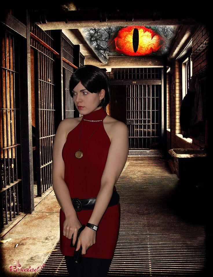 Ada Wong - Evil is Watching - Resident Evil / Biohazard 2 cosplay by Rejiclad
