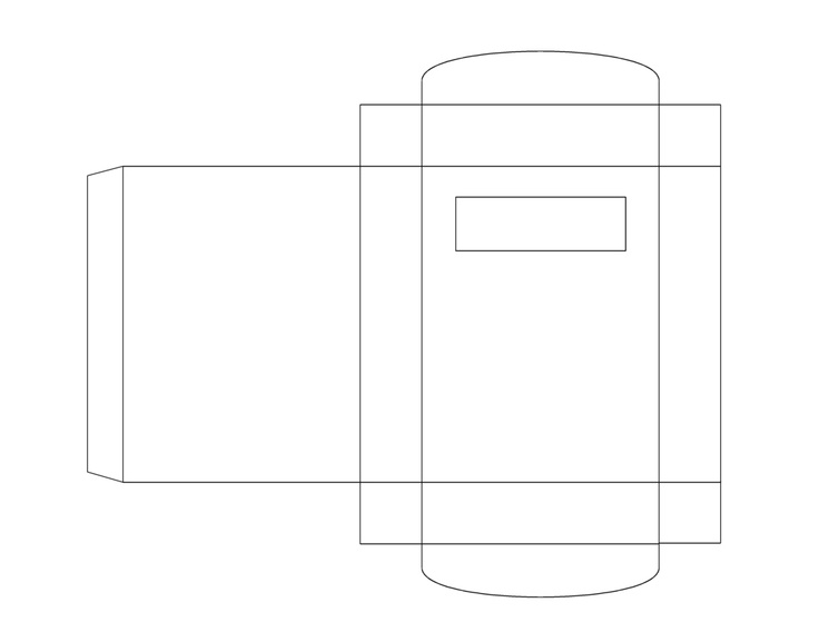 crayon label template - 80 best box templates images on pinterest cartonnage