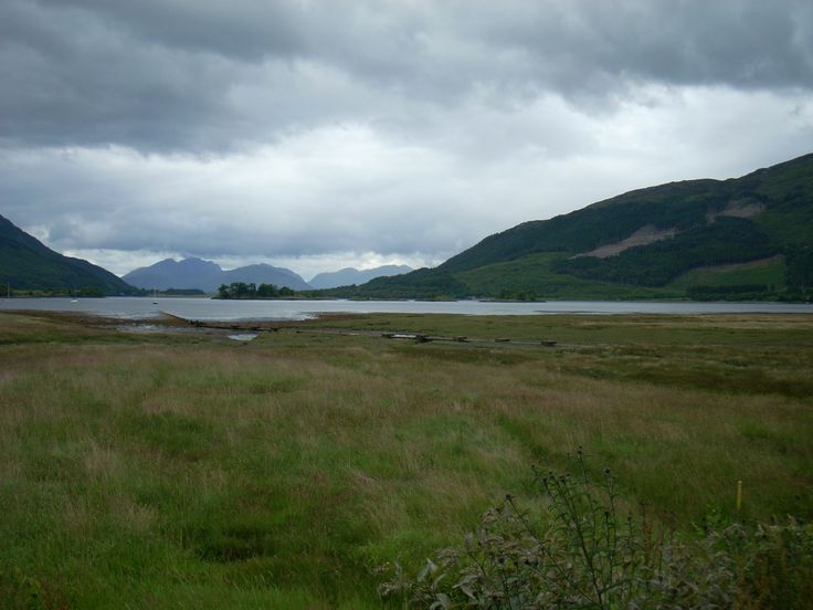 Glen Coe, Scotland. July 2008