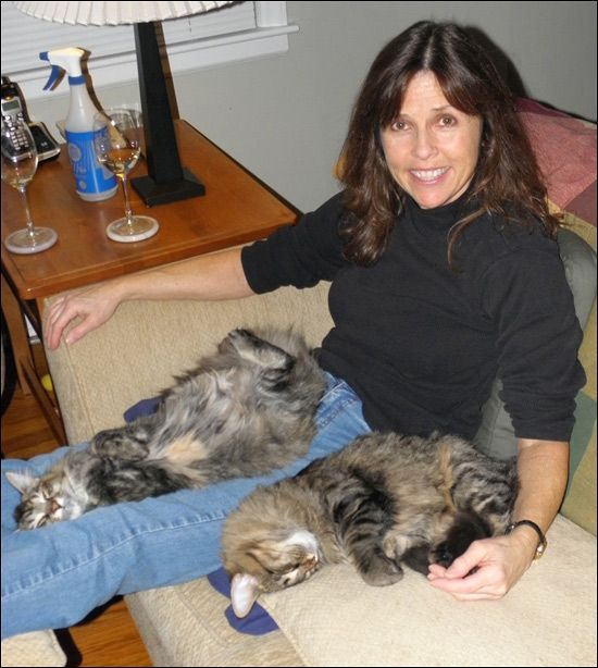 Terry Runyan: KITTY PARTY HANGOVER