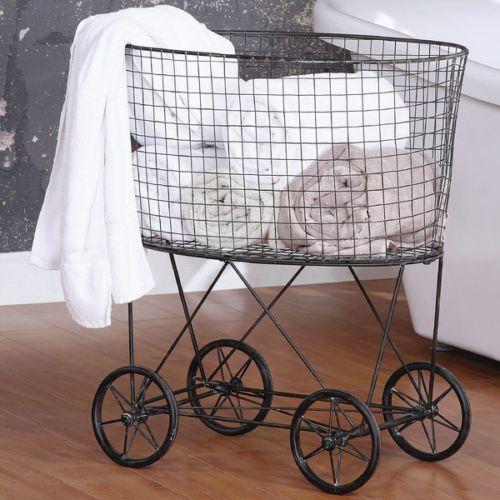 1000 Ideas About Metal Cart On Pinterest