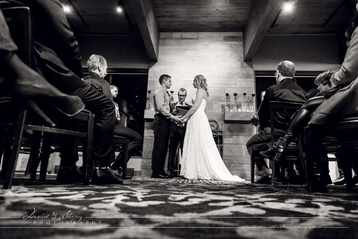 Winter Wedding at the top of Vancouver. Grouse Mountain Wedding