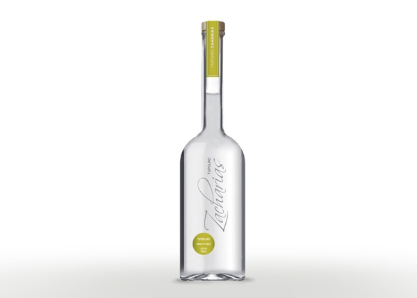 Tsipouro Zaharias #1 on Packaging Design Served