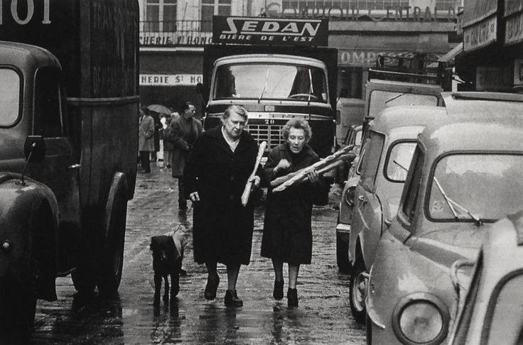 Paris 1960s  Photo: Krass Clement