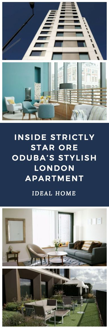 Want to know what the home of a Strictly winner looks like? Then let us give you a tour of 2016 champion Ore Oduba's London apartment.  Ore appeared on last week's Through The Keyhole, where Keith Lemon explored his '13 storey high house' in the north of the city. Thankfully, he quickly realised that Ore doesn't own all of it...#housetours #strictly #oreoduba #london
