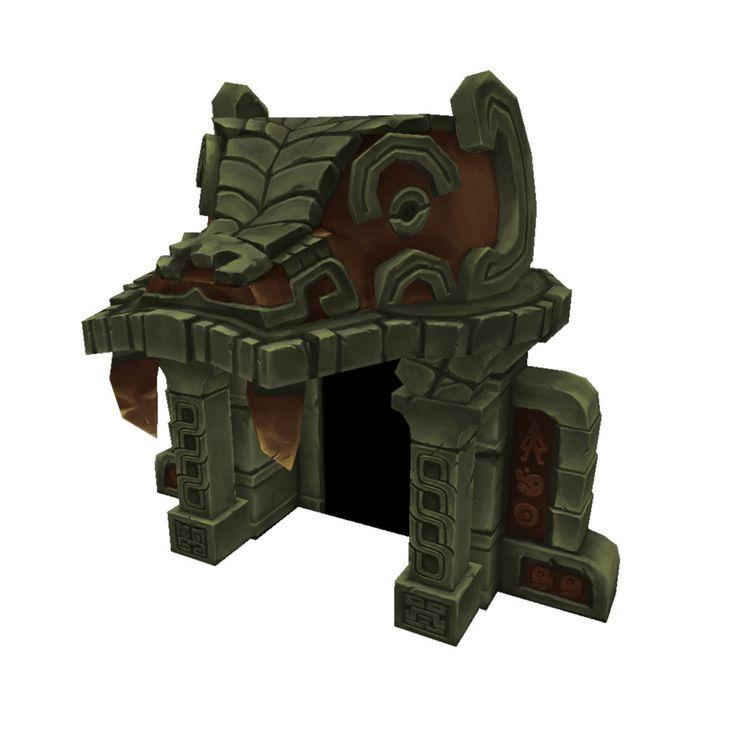 temple low poly - Sök på Google