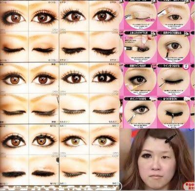 japanese makeup - Google-søk