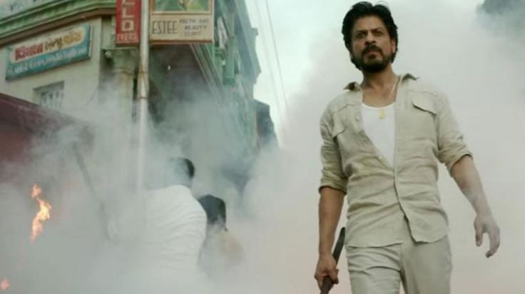 Shahrukh Khan's Raees trailer will release on this date