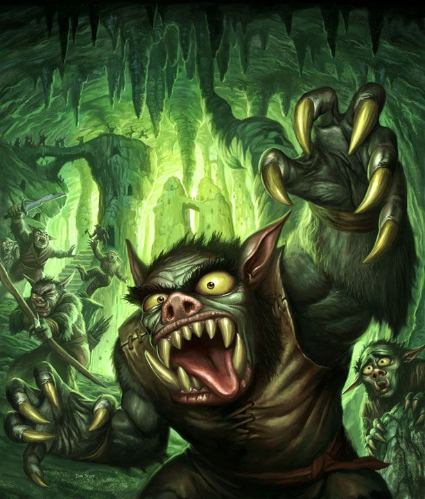 Scary Goblins Goblin Of Easton Scary Ghost Stories Scary Ghost Stories Goblin Fantasy