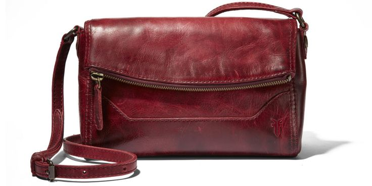 The Frye Company bag, $298, thefryecompany.com.