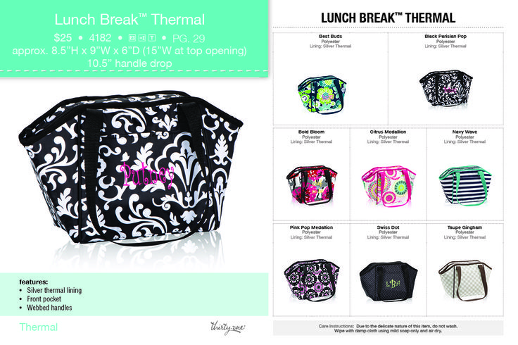Thirty one lunch break thermal http://www.MyThirtyOne.com/JSatterwhite