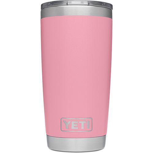 Perfect Etch - Austin's Laser Etching Partner - YETI  20 oz. Pink Tumbler, $38.99 (https://perfectetch.com/yeti-20-oz-pink-tumbler/)