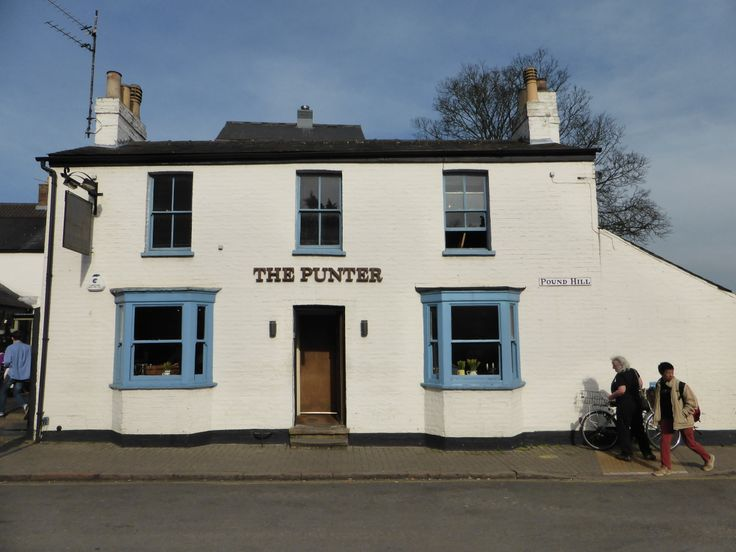 The Punter Pub. Excellent mid week £5.00 lunches.