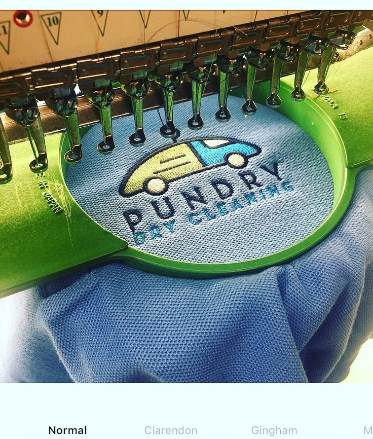 Sewing out some custom polos for @pundrycleaners Go and check them out. They are a great company to work with and offer pickup and delivery!  #skazma #embroidery #wmbroideryfloss #customapparel #customizeyourworld #pundry #pundrycleaning #pundrydrycleaning #pundrymobile #like #comment #follow