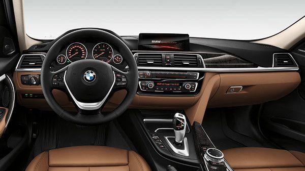 BMW Serie 3 Touring: interni