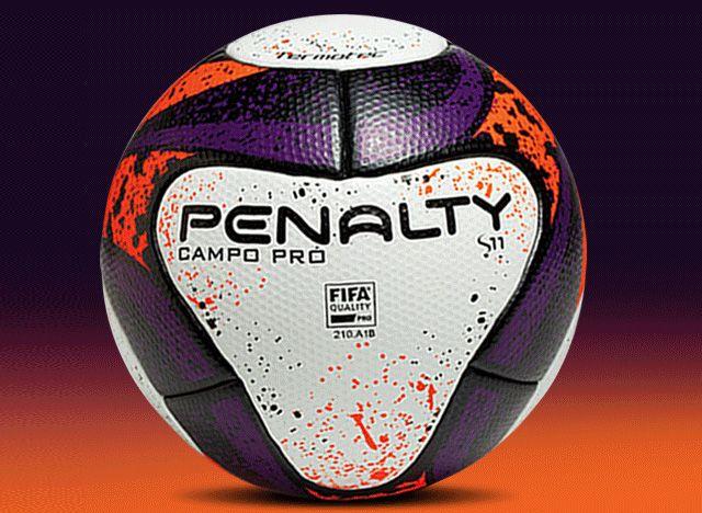 Penalty apresenta S11 Campo Pró, bola do Paulistão 2017 e mais 9 estaduais