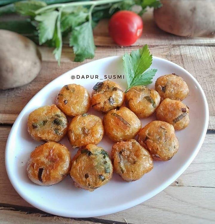 Resep Camilan Kentang Istimewa Makanan Ringan Sehat Resep Seafood Resep