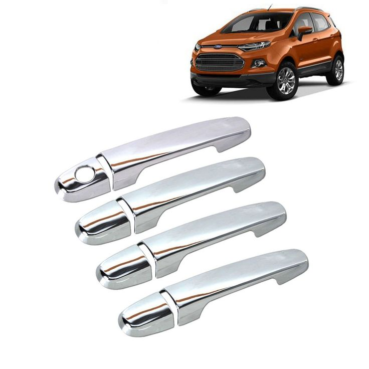 Ford ecosport old chrome handle covers all models set of